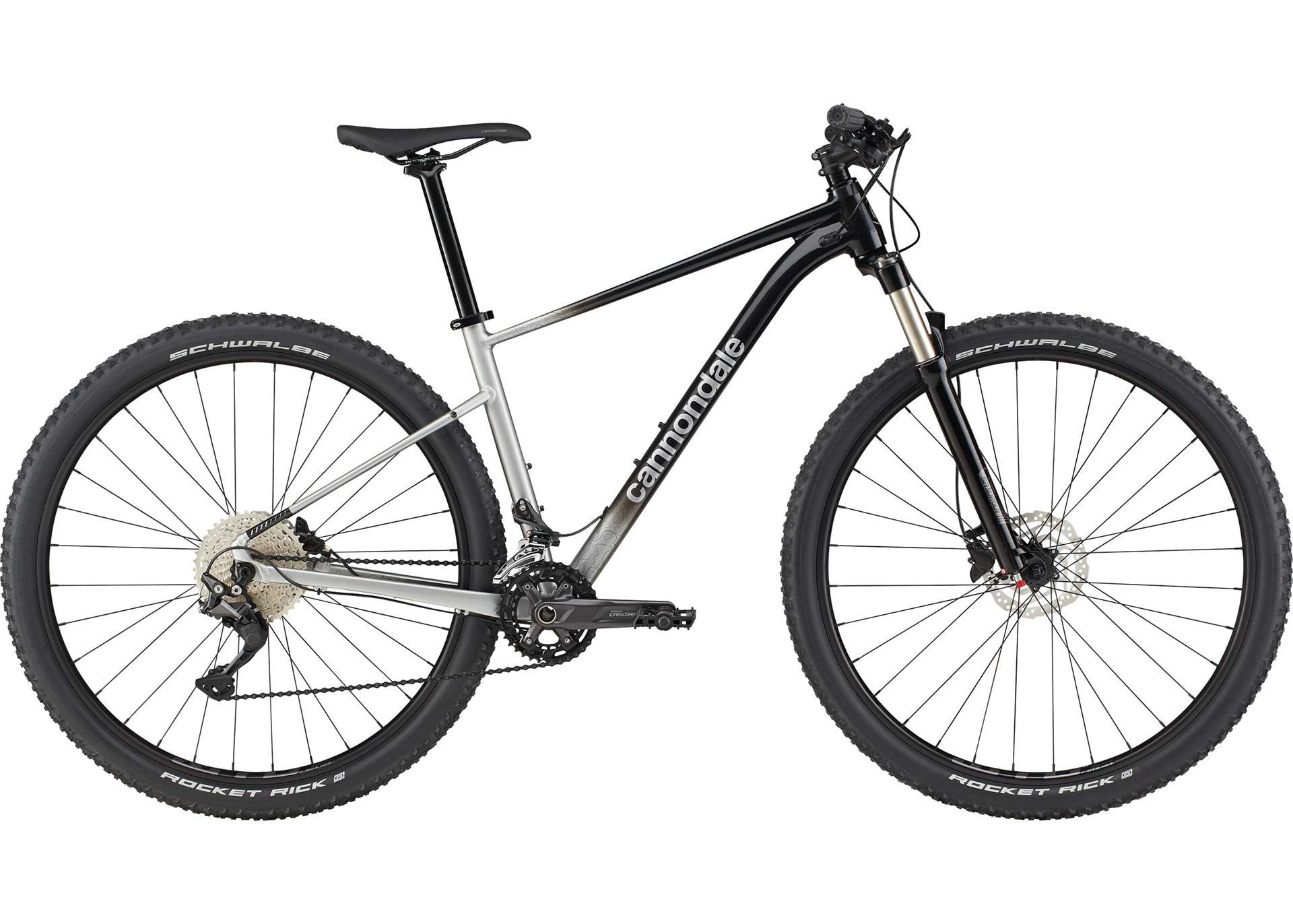 Велосипед 29 Cannondale TRAIL SL 4 рама - L 2021 GRY