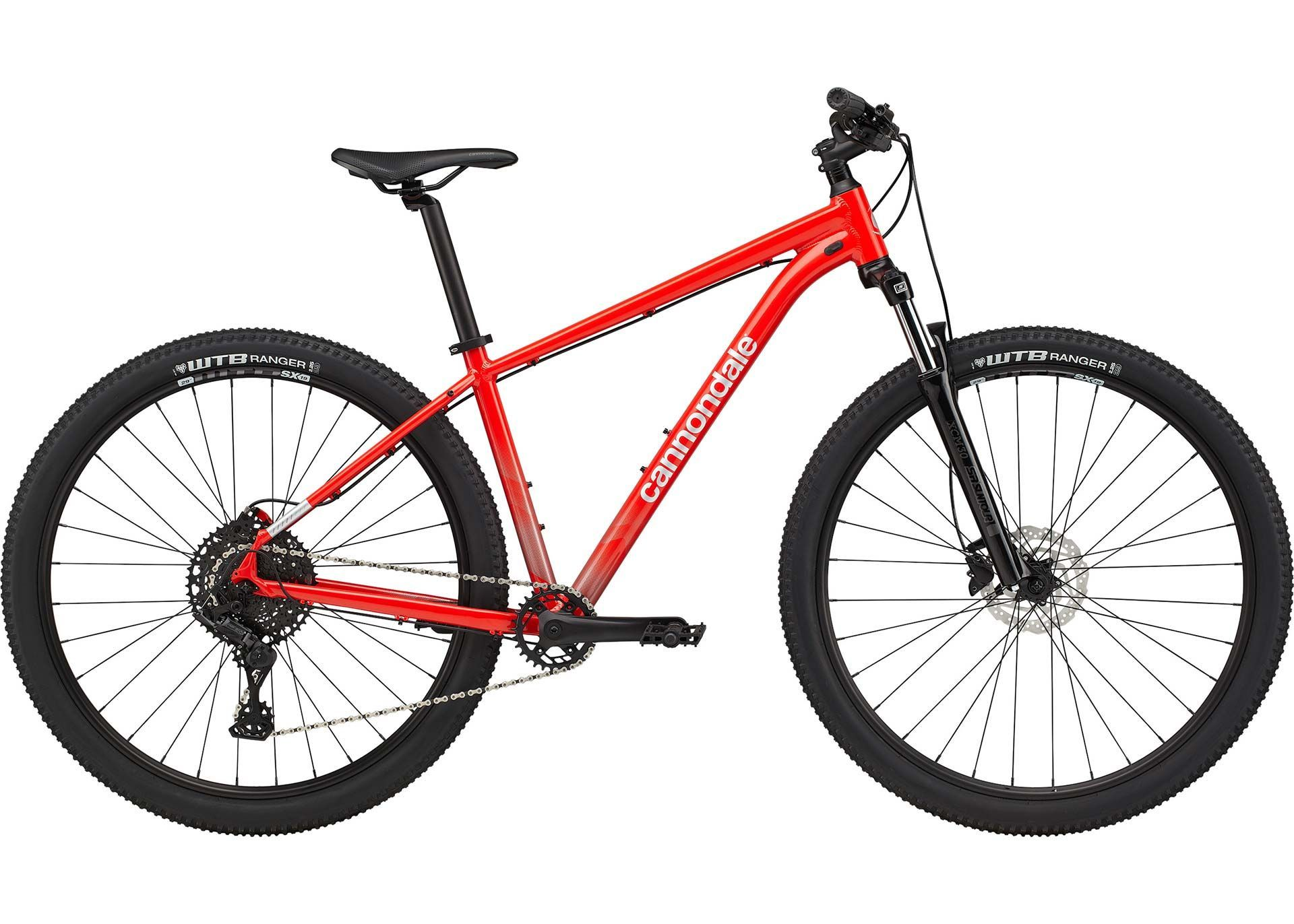 Велосипед 27,5 Cannondale TRAIL 5 рама - S 2021 RRD