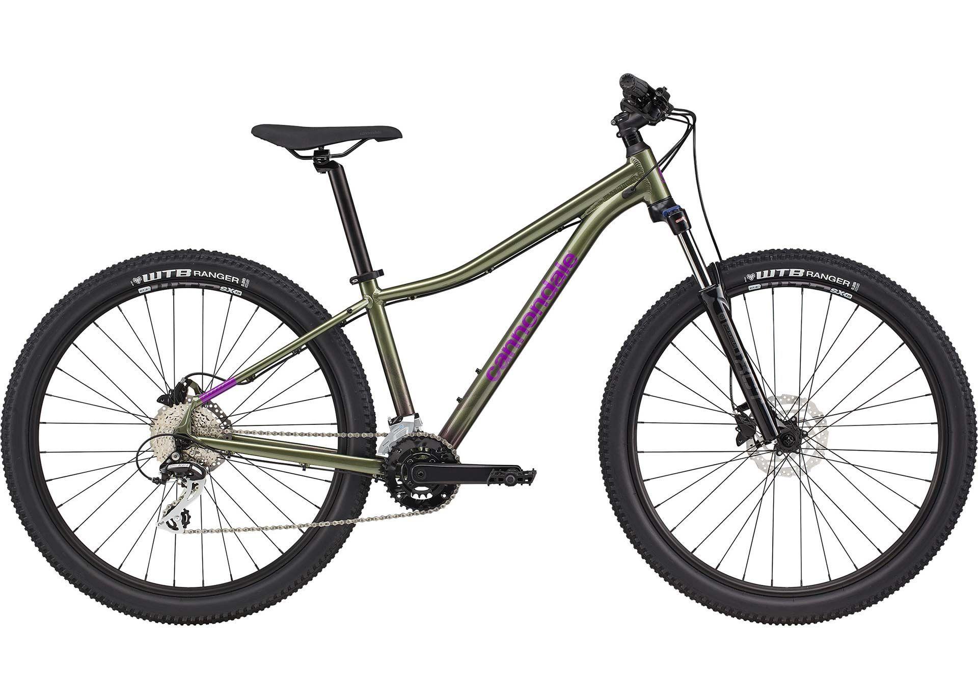 Велосипед 27,5 Cannondale TRAIL 6 Feminine рама - S 2021 MAT