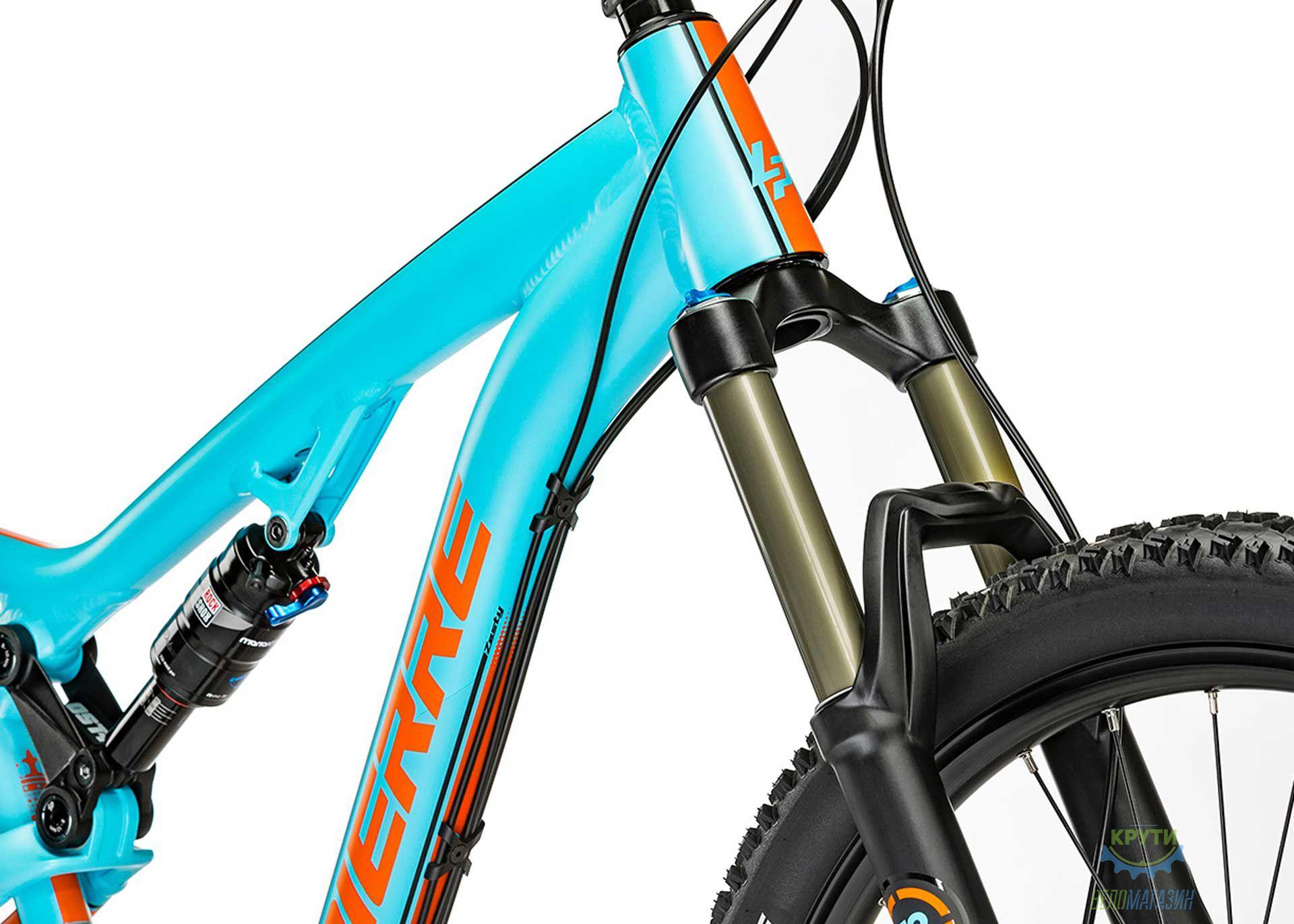 Купить Велосипед Lapierre ZESTY XM 327 46 L Blue Yellow 2016 в ... 560b62924a368