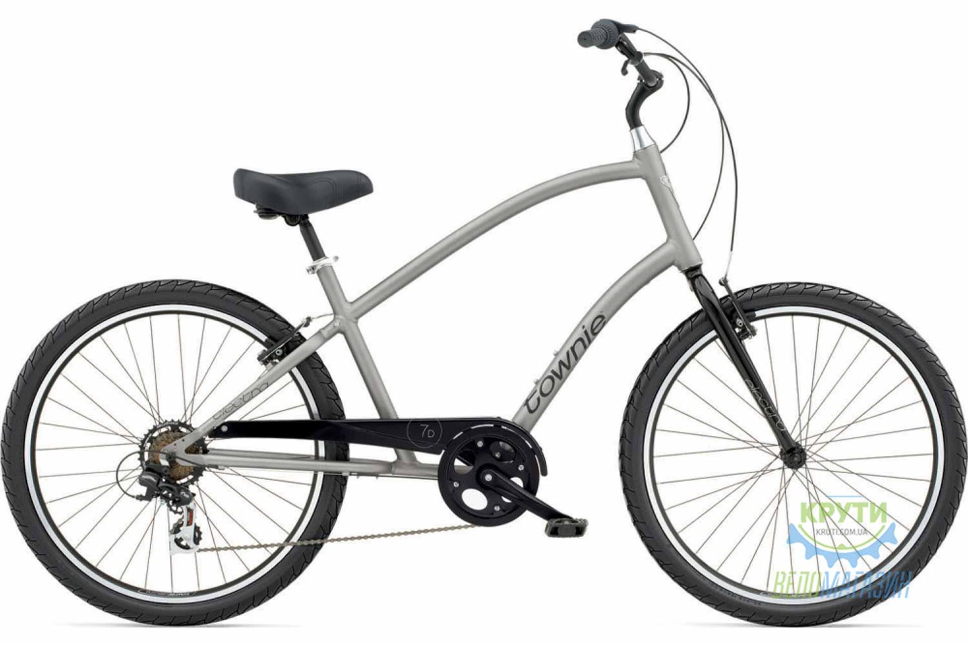 Велосипед 26 ELECTRA Townie Original 7D Men's graphite