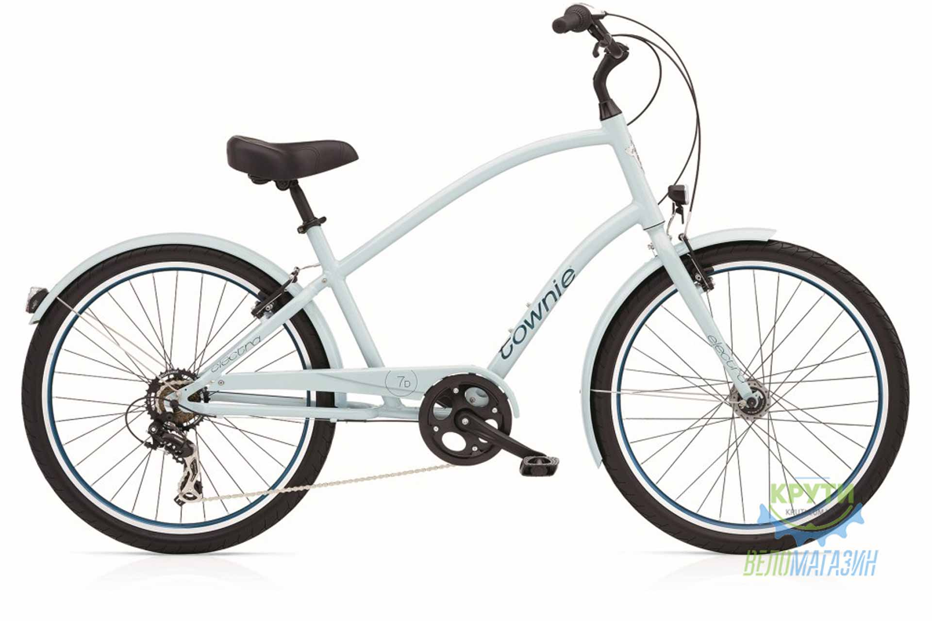 Велосипед 26 Electra Townie Original 7D Men's slate Blue
