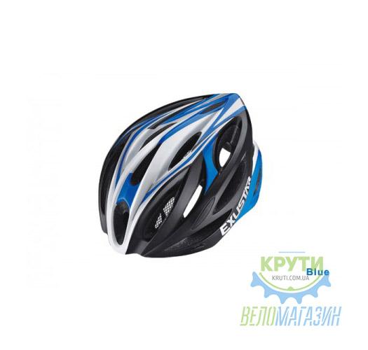 Шлем EXUSTAR BHM113 размер S/M 55-59см голубой