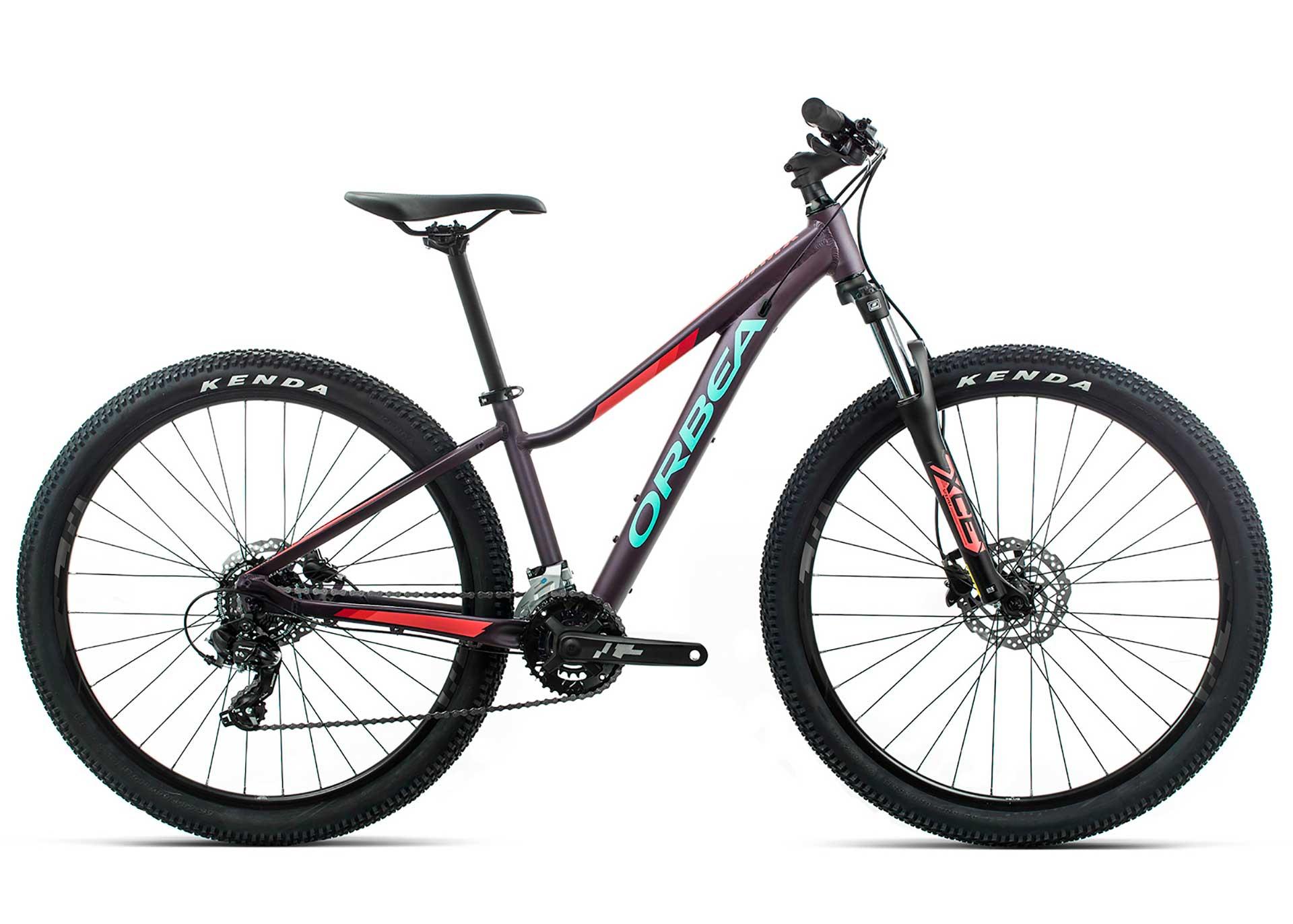 Подростковый велосипед Orbea MX 27 ENT Dirt XS Purple-Pink 2020