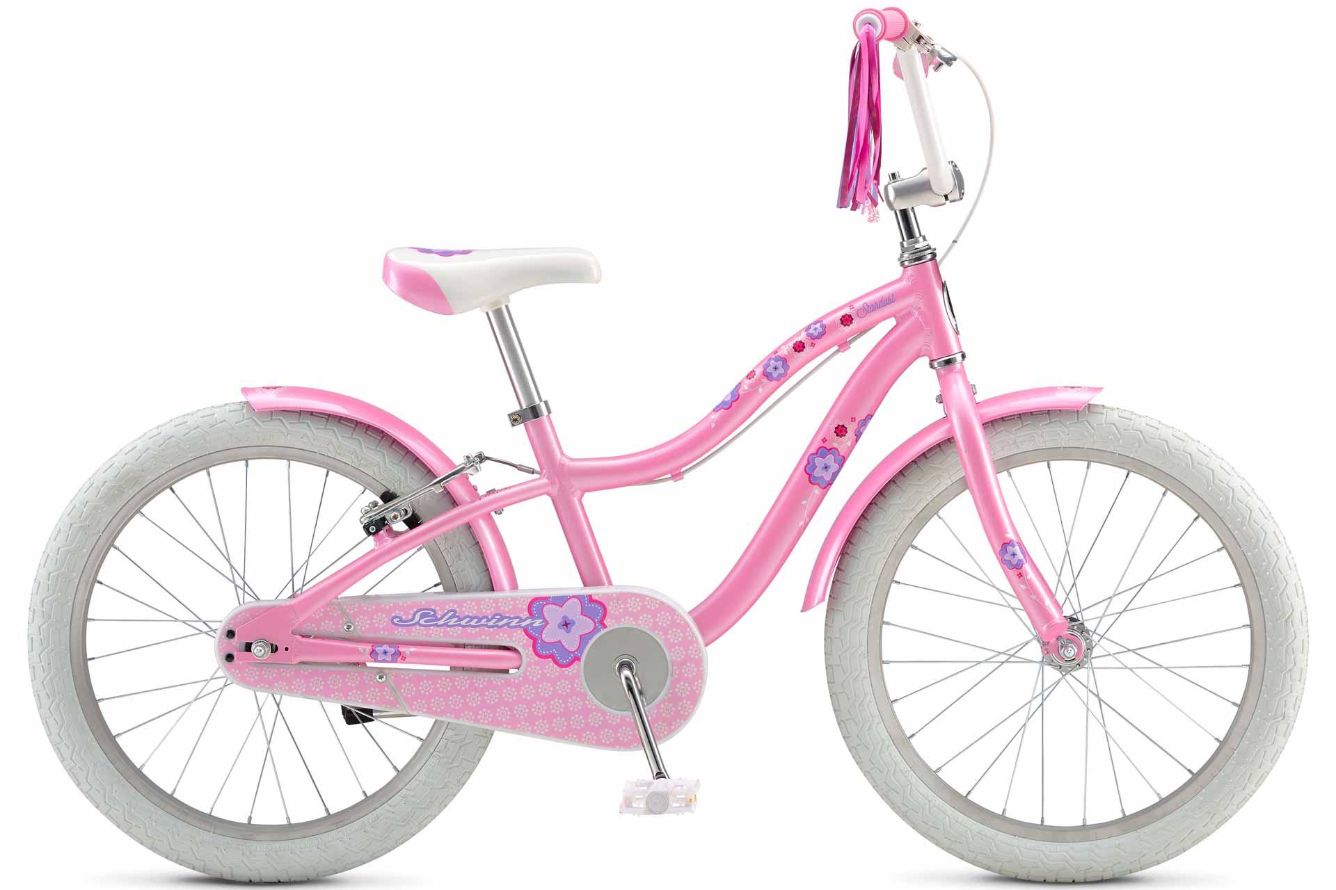 Велосипед 20; Schwinn STARDUST girl 2017 PNK