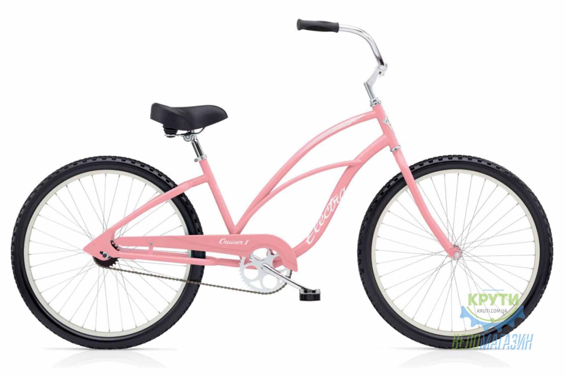 Велосипед 24 ELECTRA Cruiser 1 Ladies Pink