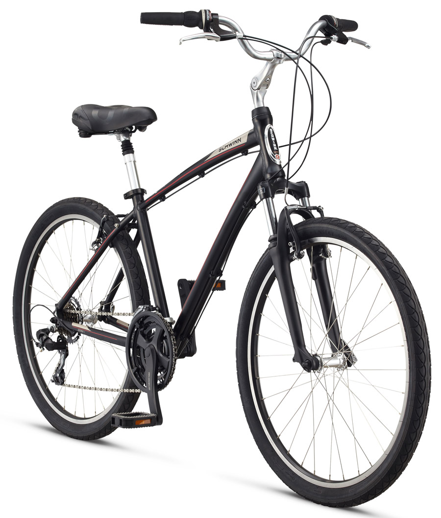 Велосипед 26 Schwinn Sierra 1 2014 matte black