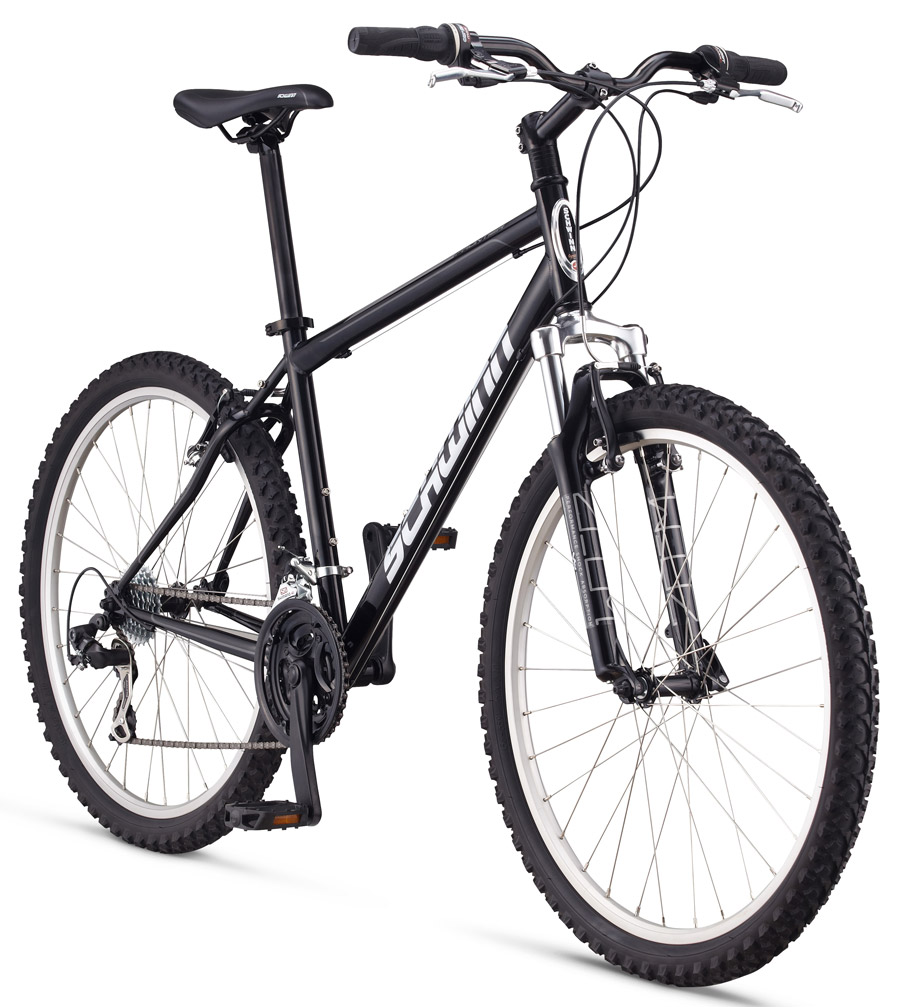 Велосипед 26 Schwinn Frontier Boys  2014 black
