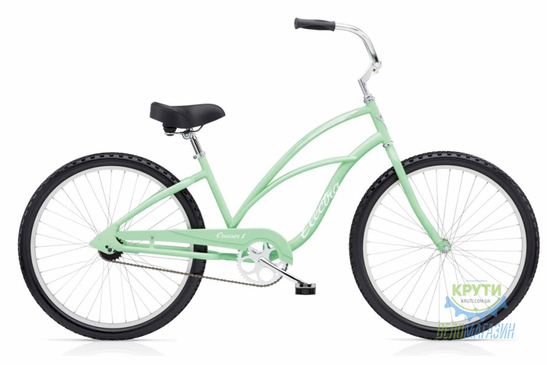 Велосипед 24 Electra Cruiser 1 Ladies' Seafoam