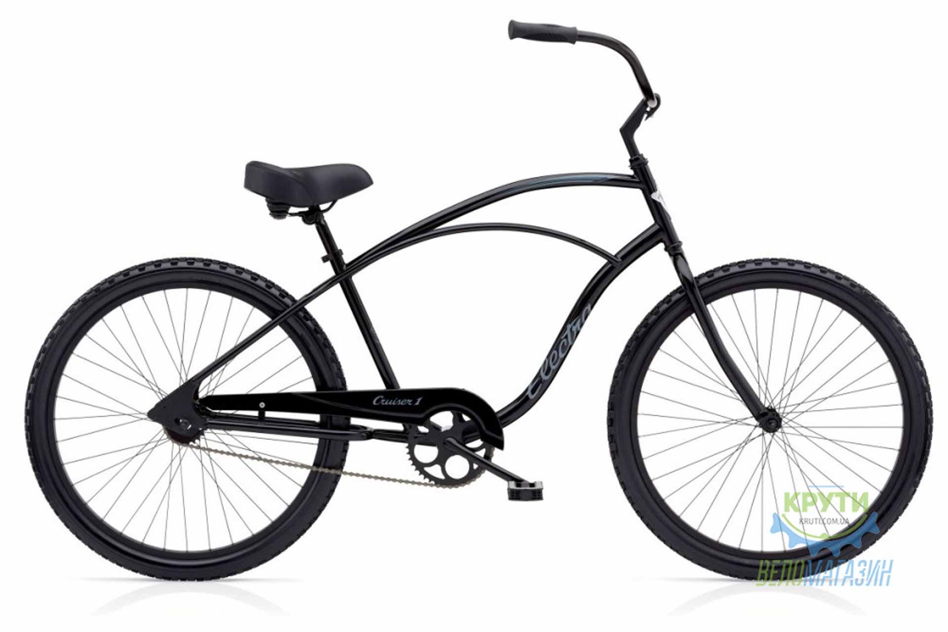 Велосипед 24 ELECTRA Cruiser 1 Men's Black