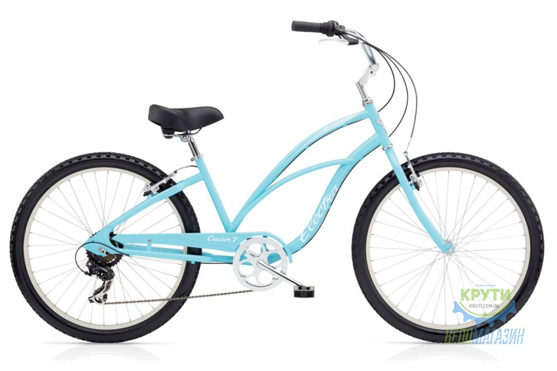 Велосипед 26 ELECTRA Cruiser 7D Ladies Light Blue