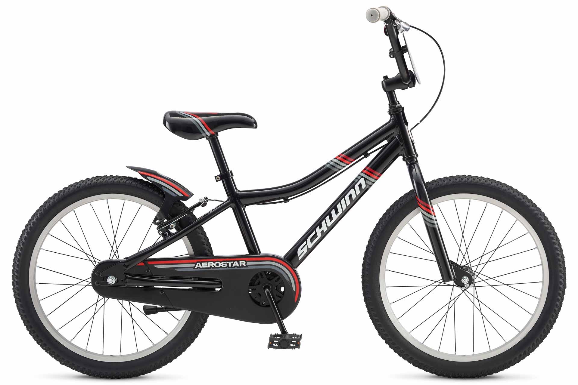 Велосипед 20 Schwinn Aerostar boys черный 2017