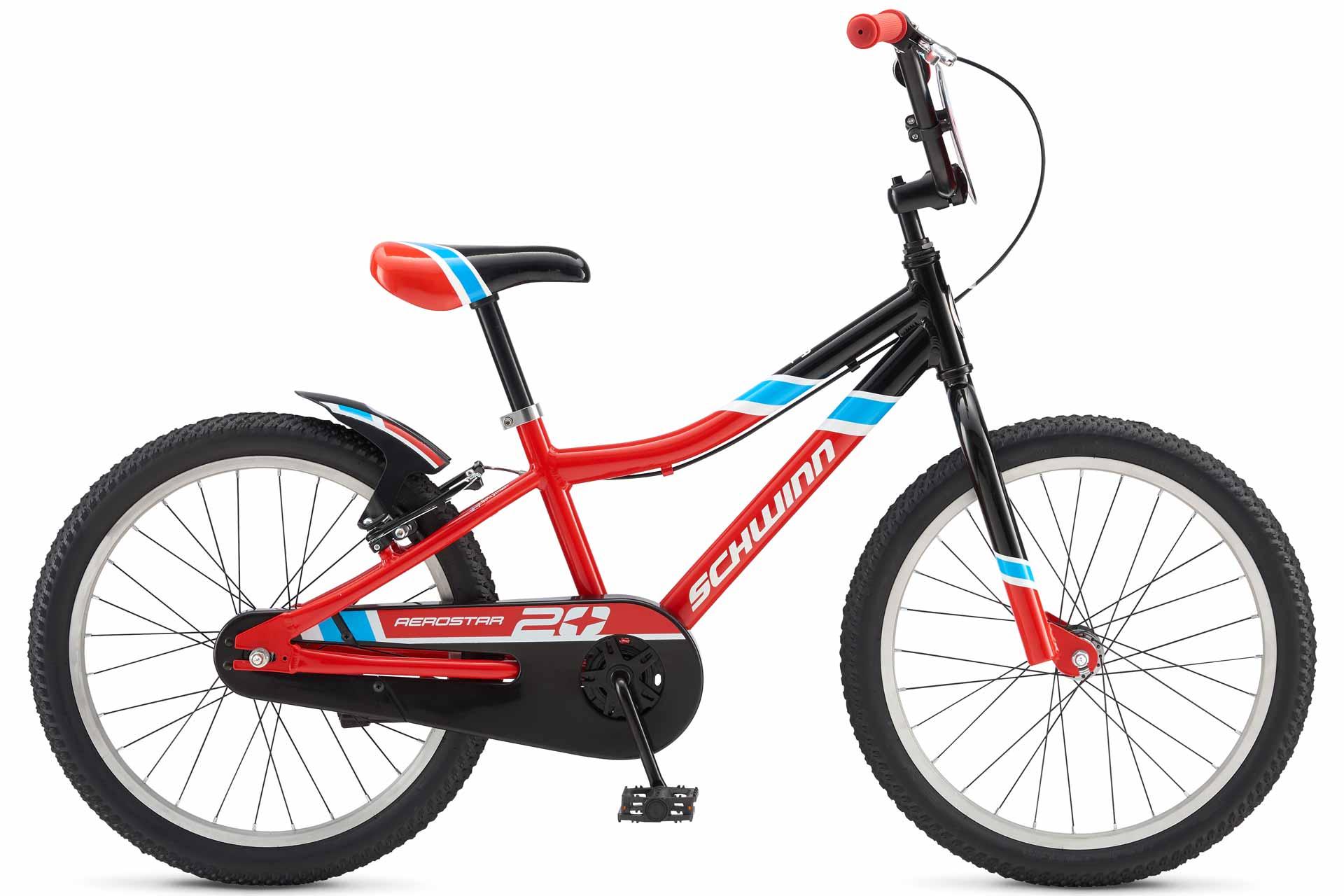 Велосипед 20 Schwinn Aerostar boys красный 2017