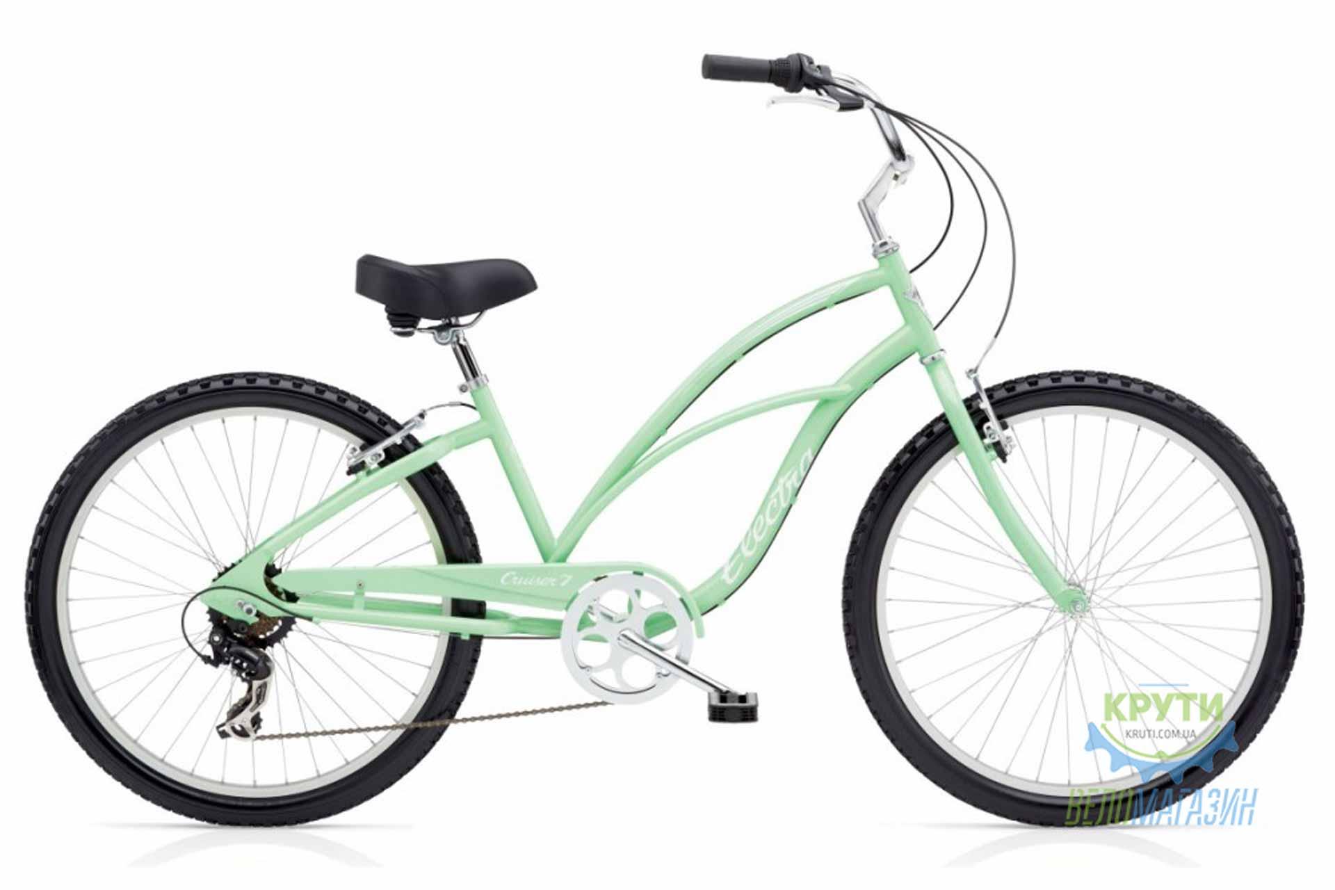 Велосипед 24 ELECTRA Cruiser 7D Ladies Seafoam