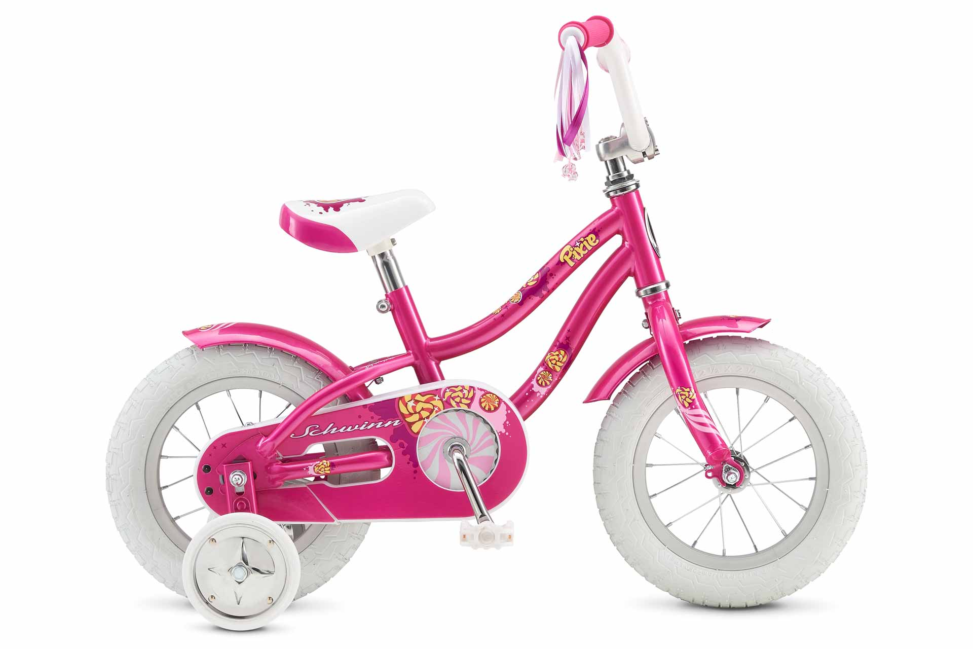 Велосипед 12 Schwinn Pixie girl розовый 2017