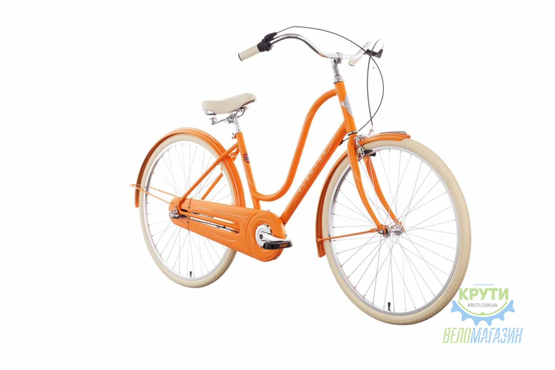 Велосипед 28 Electra Amsterdam Original 3i Al Ladies' Orange