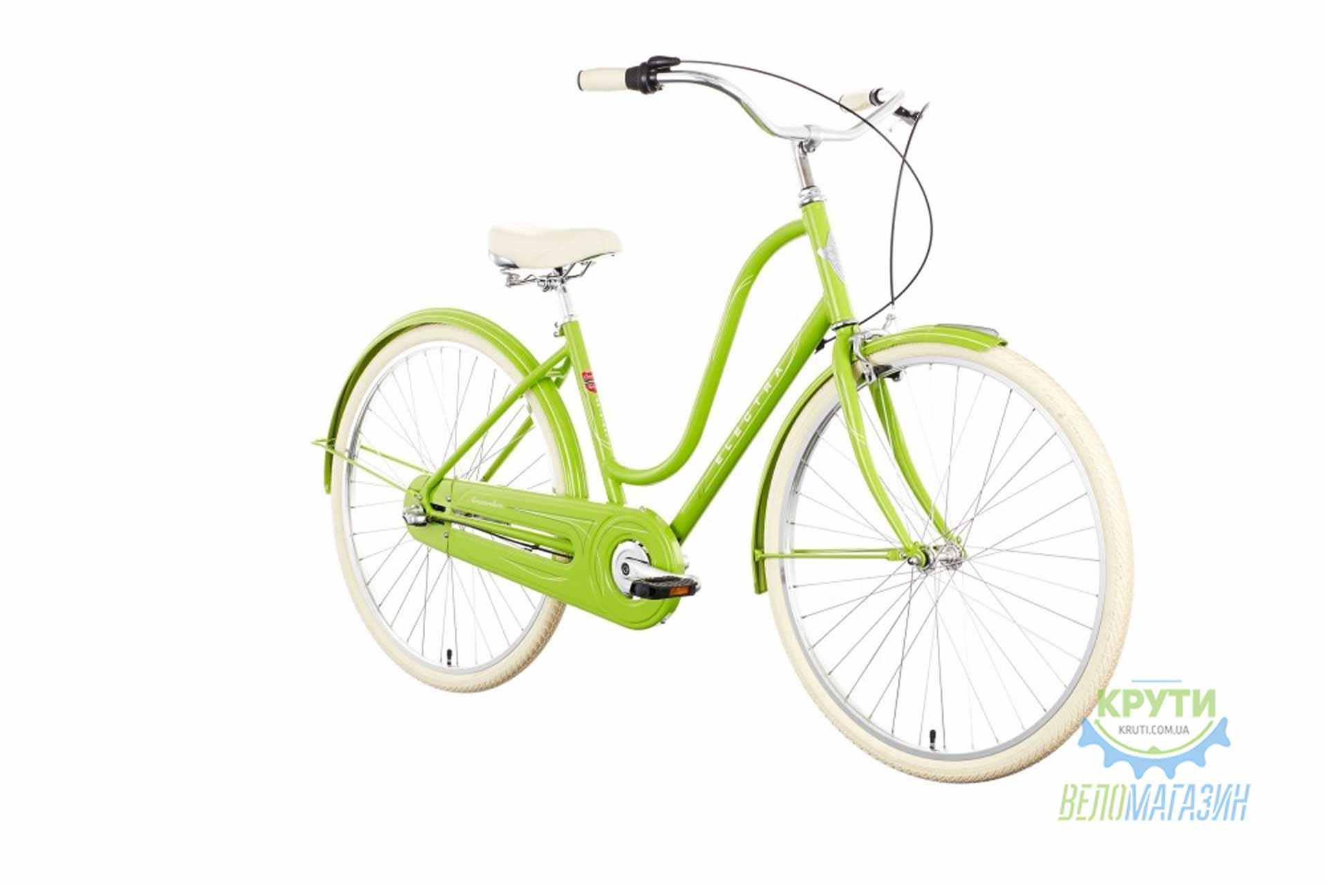 Велосипед 28 ELECTRA Amsterdam Original 3i Al Ladies Spring Green