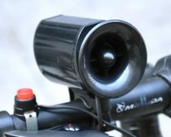 Велосипедный звонок на 6 мелодий