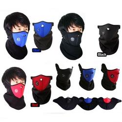 Неопреновая маска для лица и шеи