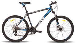 Велосипед 26 PRIDE XC-250 17 2014 черно-синий