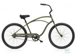 Велосипед  26 ELECTRA Cruiser 1 Men's Matte Khaki.