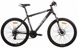 Велосипед 26 PRIDE XC-250 MD black 2013
