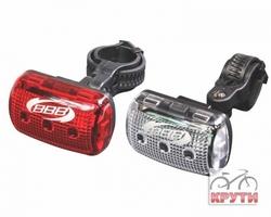 Комплект габаритных фонарей BBB LED