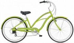 Велосипед 26 ELECTRA Coaster 3i Ladie green flash