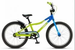 Велосипед 20 Schwinn Aerostar boys 2015 lime/blue