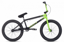 Велосипед 20 STOLEN Heist 1 2014 Matte Gang/Black