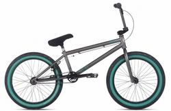 Велосипед 20 STOLEN Score 2 2014 Silver w/Green