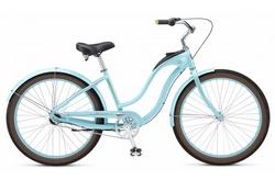 Велосипед 26 Schwinn Debutante Women 2015 light blue