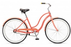 Велосипед 26 Schwinn Slik Chik Women 2015 coral