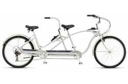 Велосипед 26 Schwinn Tango Tandem 2015 silver