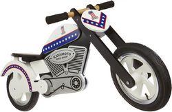 Беговел 12 Kiddy Moto Chopper Evel деревянный