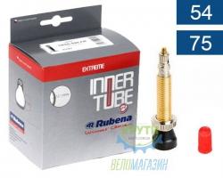 Камера 26 x 2.10-3.00 (54/75x559) FV 33мм MITAS (RUBENA) DOWNHILL D11DH DHC 1.4mm коробк