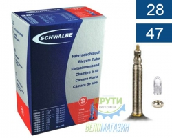 Камера 28 (28/47x622/635) Schwalbe SV17 40мм EK