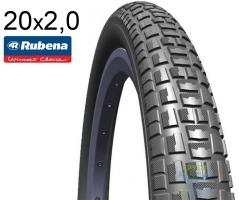 Покрышка 20x2.00 (52-406) Mitas NITRO V89 Classic, Max черная