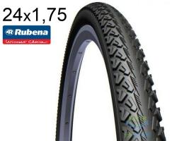 Покрышка 24x1.75*2 (47x507) MITAS (RUBENA) SHIELD V81 Classic Clever Face черная