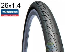 Покрышка 26x1 3/8 (37x590) MITAS (RUBENA) Flash V66 Classic черная