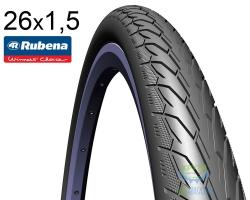 Покрышка 26 x 1.50 (40x559) RUBENA Flash V66 Classic 22 черн.