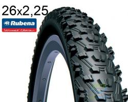 Покрышка 26 x 2.25 (57x559) RUBENA CHARYBDIS Classic