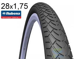 Покрышка 28x1.75 (47x622) MITAS (RUBENA) WALRUS V41 Classic черная
