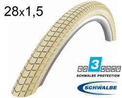 Покрышка 28x1.50 700x38C (40-622) Schwalbe LITTLE BIG BEN HS439 K-Guard C/C+RT SBC, 50EPI