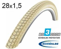 Покрышка 28x1.50 (40-622) 700x38C Schwalbe LITTLE BIG BEN HS439 KevlarGuard C/C+RT SBC 50EPI