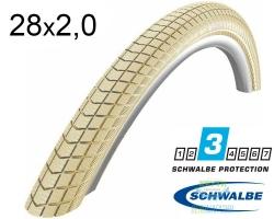 Покрышка 28x2.00 (50-622) Schwalbe BIG BEN KevlarGuard C/C+RT SBC 50EPI