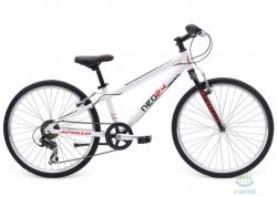 Велосипед 24 APOLLO Neo Boys Geared Gloss White / Gloss Black / Gloss Red 2017