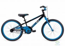 Велосипед 20 APOLLO Neo Boys Gloss Charcoal / Gloss Blue