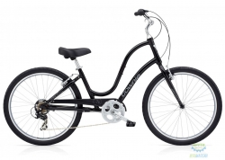 Велосипед 26 ELECTRA Townie Original 7D Ladies Black