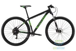 Apollo XPERT 40 - XL 2017 Matte Black/Gloss Fluoro Green/Gloss Black